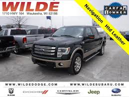 Pre-Owned 2014 Ford F-150 King Ranch Truck In Waukesha #22968B ... Review 2014 Ford F150 Tremor Adds Sporty Looks To A Powerful Truck Fseries Irteenth Generation Wikipedia Toughnology Concept Shows Silverados Builtin Strength Used Super Duty F250 Srw 4x4 For Sale Des Moines Ia Ecoboost Goes Shortbed Shortcab F350 Overview Cargurus Vs 2015 Styling Shdown Trend Now Shipping 2011 Systems Procharger Reviews And Rating Motortrend First Rolls Out Of Dearborn Plant The News Wheel