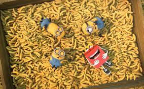 jeux de cuisine macdonald mcdo et les minions des figurines offertes
