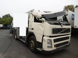 100 Damaged Trucks For Sale VOLVO FM 380 No 3621 Chassis Trucks For Sale Chassis