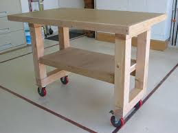 Workbench Easy Caster City