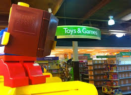Barnes and Noble  off clearance toys and books I found a