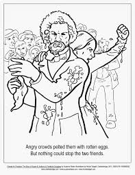 Coloring Pages For Friends Freedom