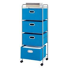 Drawer Organizer Cart Storage Wheels Walmart gecalsa