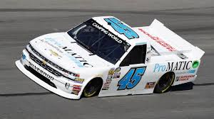 2018 NASCAR Camping World Truck Series Paint Schemes - Team #45