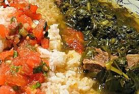 recette de cuisine malagasy romazava ou quand la cuisine malgache s invite à la maison paperblog