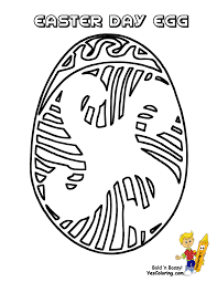 Cool Pic Of Easter Eggs Printable At YesColoring