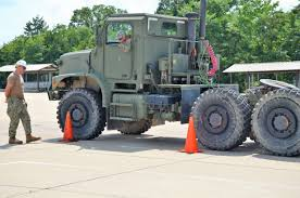 100 7 Ton Military Truck Hagen Named No 1 During FLW Jointforces Truck Rodeo