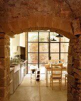 durchbruch bilder interior design fotos kaufen living4media