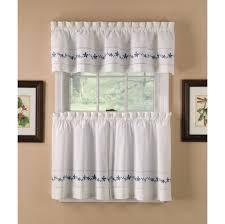 White Kitchen Curtains Valances by Kitchen Amazing Sears Kitchen Curtains Sears Kitchen Curtains