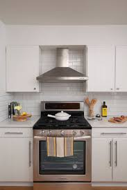 Kitchen Soffit Design Ideas by Exhaust Hood With Soffit Google Search Kitchen Pinterest