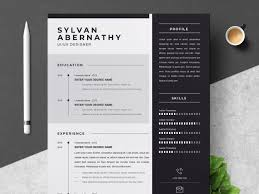 Professional Resume / CV Template By Resume Templates On ... Free Simple Professional Resume Cv Design Template For Modern Word Editable Job 2019 20 College Students Interns Fresh Graduates Professionals Clean R17 Sophia Keys For Pages Minimalist Design Matching Cover Letter References Writing Create Professional Attractive Resume Or Cv By Application 1920 13 Page And Creative Fully Ms