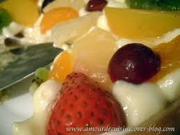 dessert aux fruits rapide tarte aux fruits a la creme mousseline facile et rapide amour de