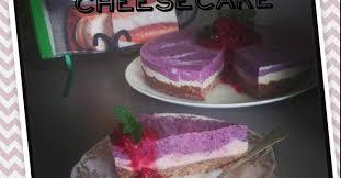 berry not so cheesecake