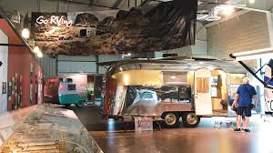 100 Airstream Trailer Restoration Five MustSee Museums Of The Midwest