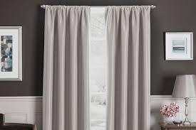 Amazon Lace Kitchen Curtains by Project Ideas Blackout Curtains Amazon Com Eclipse Fresno 52 By 84