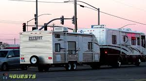 Ever See A Class A Towing A Travel Trailer? - IRV2 Forums