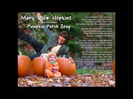 Pumpkin Patch Massachusetts by Mary Rice Hopkins Pumpkin Patch Song Youtube