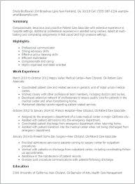 Patient Care Technician Job Description For Resume Luxury Nurse College Graduate Teacher Samples