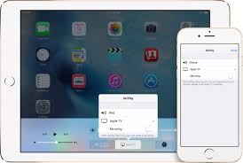 Mirror apple tv iphone Chromecast without internet