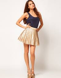 rotating bow tie watch at asos sequins skater skirt and clothes