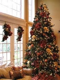 French Country Christmas Decorating Ideas