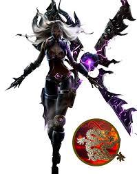 Female Assassin Render By RainofRaijin