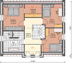 einfamilienhaus bauen 140 m 2 kinderzimmer ankleide