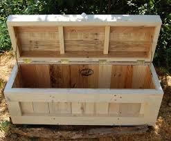wooden pallet storage chests pallet wood pallets and woods