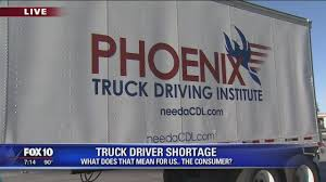 Truck Driver Shortage: What Does That Mean For Consumers? - YouTube Amid Trucker Shortage Trump Team Pilots Program To Drop Driving Age Stop And Go Driving School Phoenix Truck Institute Leader In The Industry Interview Waymo Vans How Selfdriving Cars Operate On Roads To Train For Your Class A Cdl While Working Regular Job What You Need Know About The Trucking Life Arizona Automotive Home Facebook Best Schools Across America My Traing At Fort Bliss For Drivers Safety Courses Ait Competitors Revenue Employees Owler Company Profile Linces Gold Coast Brisbane