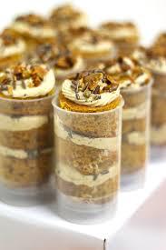 Pumpkin Spice Cake Push Pops Bruegger s Bagels Giveaway  Feast