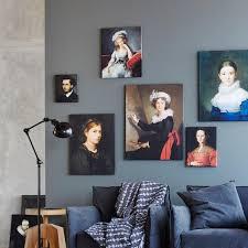 bilder alter meister aufhängen living at home