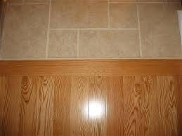 ceramic tile laminate floor transition mybuilders org