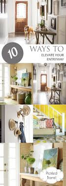 10 Ways to Elevate Your Entryway