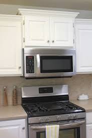 Kitchen Cabinet Soffit Ideas by Crown Moulding Kitchen Cabinets Soffit Cabinet With Fordesign