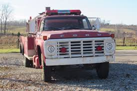 100 1978 Ford Truck For Sale Surface Rust F704F Fire Engine Truck S For Sale