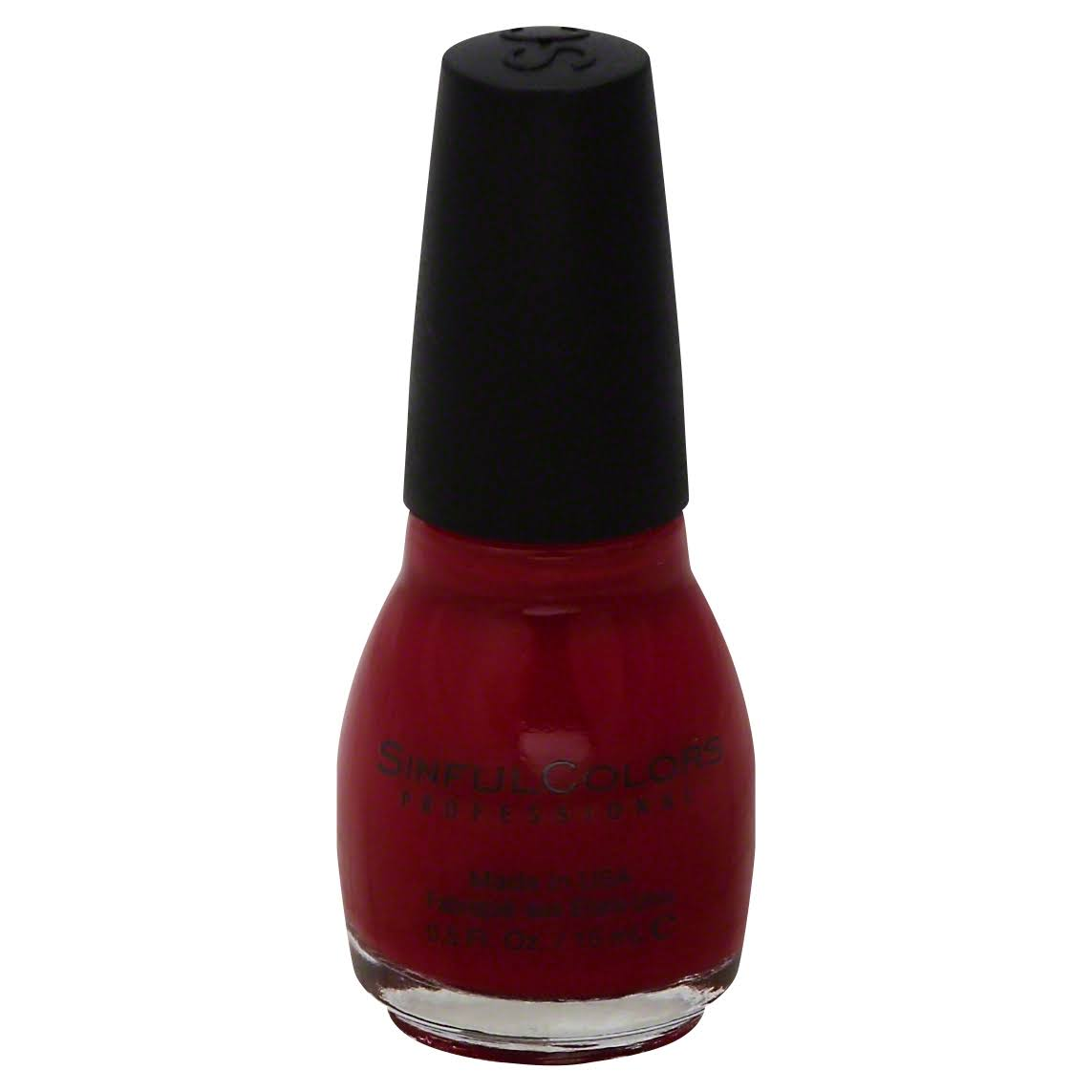 Sinful Colors Professionals Nail Colour - 1208 Berry Charm, 15ml