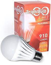 led light bulb 13w brightbulb led lightbulbs a19