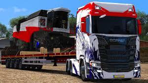 100 Euro Truck Sim Mods American Ulator 2