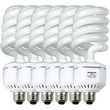 westcott daylight fluorescent bulbs 50 watt 6 pack custom
