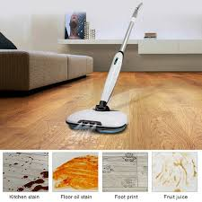 Spray Mop Mute Electric Mopping Magic Spin Scrubber Cordless