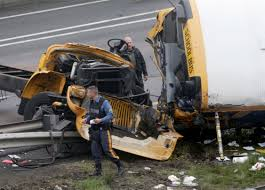 Multiple Deaths After School Bus Collides With Dump Truck – Orange ... 2017 Iveco Trakker 6x6 Fire Truck Used Details Man Flips Lifted Internet Asks How Much The Drive Airport Crash Tender Wikipedia Detroit Auto Show Top Trucks Autonxt Of Wwii Vehicles Victory Llc Okosh M911 6x8 2014 Freightliner Cascadia 113 Single Axle Day Cab Tractor For Sale Militaryjeepcom Dodge R2 Crash For Sale Mounted Attenuators Dimensional Products Inc No Seriously Mahindra Is Planning Another Run At Us Market Gm Topping Ford In Pickup Truck Market Share Driving School Pittsburgh Driver Recounts