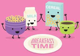 Breakfast Time Vector