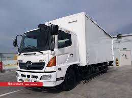 100 24 Foot Box Trucks For Sale Hino FD8JPKA COE Till 112022