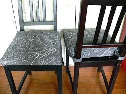 Awesome Dining Room Chair Back Cushions For Plan