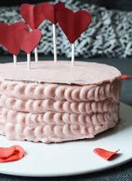 schoko kirsch torte zum valentinstag