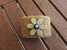 A Spoonful Of Crafts Rustik Servietring Rustic Napkin Ring
