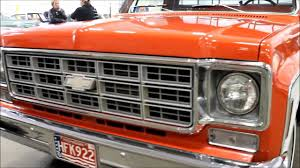 1978 Chevy C 10 Orange - YouTube 1978 Chevy Truck Wiring Diagram New Ford F 150 Starter Silverado Image Details Schematic Diagrams C10 Steering Column Trusted 351000 Proline 110 Race Unpainted Body Shell K10 Ricky Nichols Lmc Life Harness 100 Free Pick Up Wallpapers Group 76 Bangshiftcom Stepside