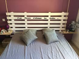 charming meuble en palette a vendre 4 t234te de lit en bois de