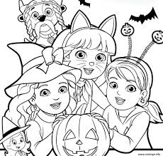 Boursif » Coloriage Halloween Loup Dessin Dessin Halloween