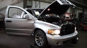 100 Dodge Truck With Viper Engine 2004 Ram 1500 SRT10 83L V10 Electrical Test